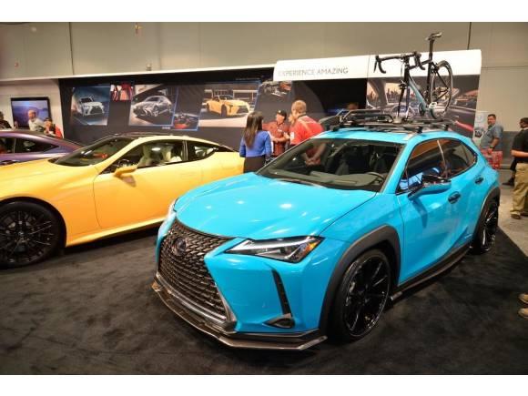 Los mejores coches del SEMA 2018 de Las Vegas