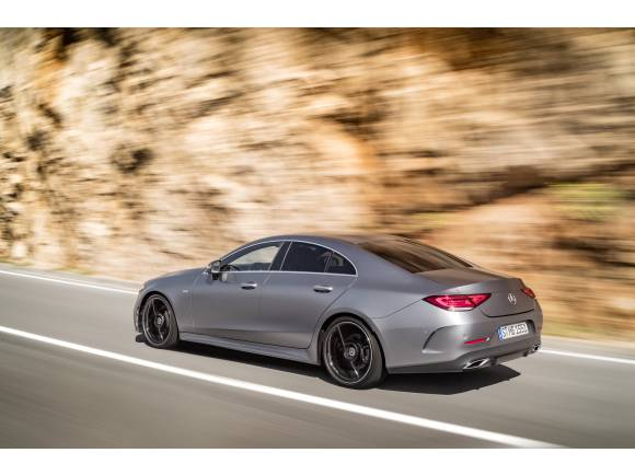 Mercedes CLS 2018: renovación completa