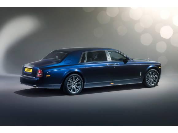 Nueva versión limitada del Rolls-Royce Phantom