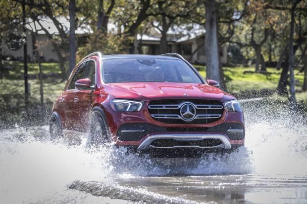 Ya a la venta el nuevo Mercedes GLE: repaso de precios