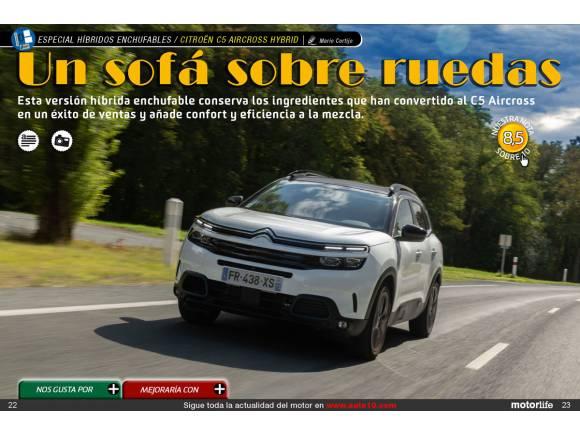 Motorlife Magazine 105: especial coches híbridos enchufables