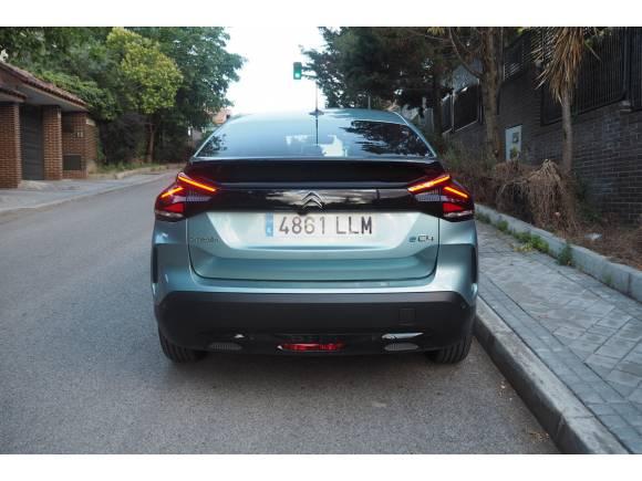 Prueba y opinión del Citroën ë-C4: autonomía y precio del eléctrico
