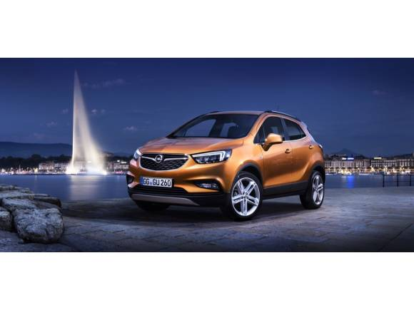 Nuevo Opel Mokka X: muchas mejoras para el SUV compacto de Opel