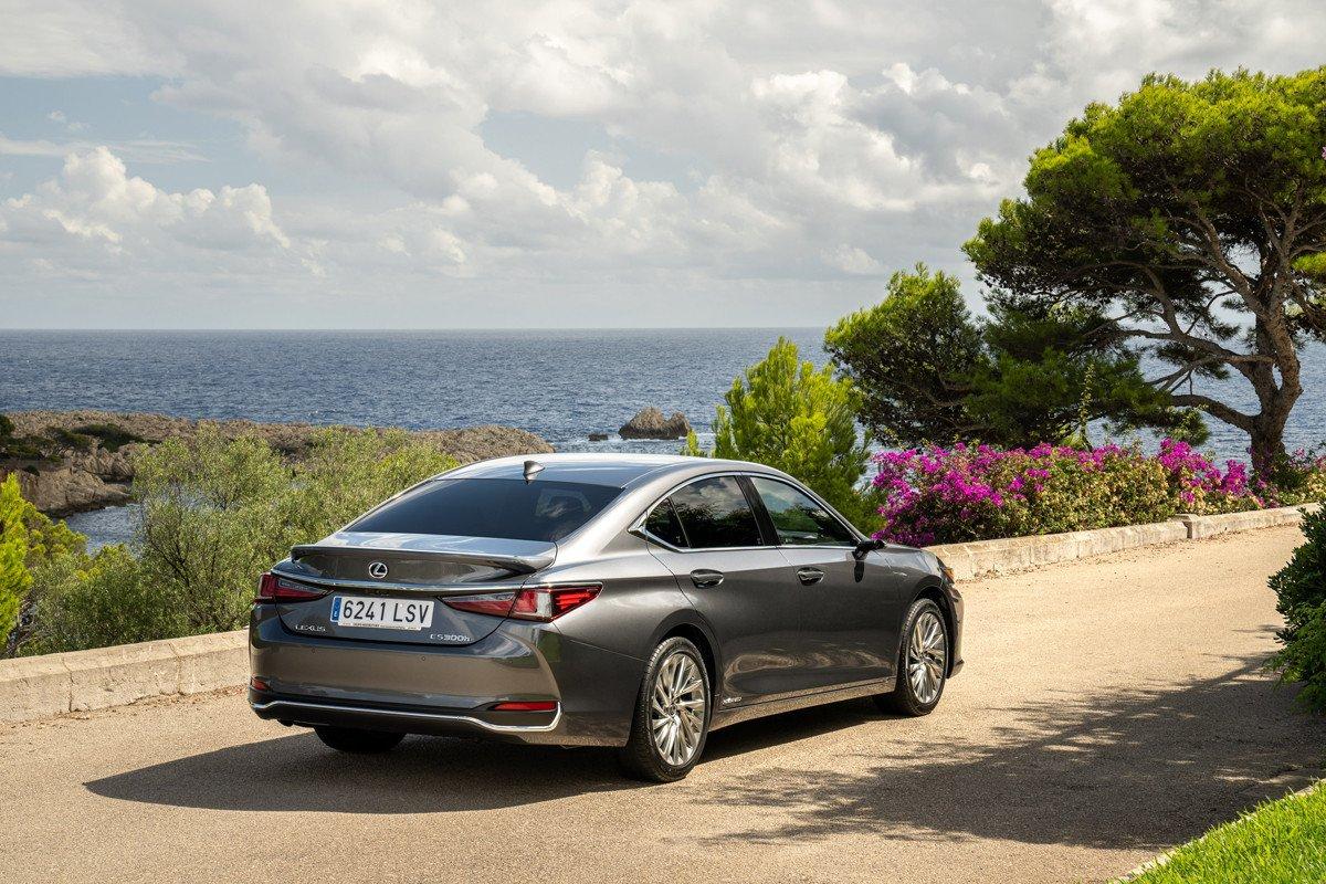 Prueba Lexus ES