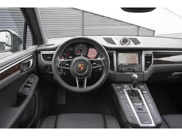 Prueba Porsche Macan: el