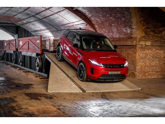 Nuevo Range Rover Evoque 2019, ya está en Madrid