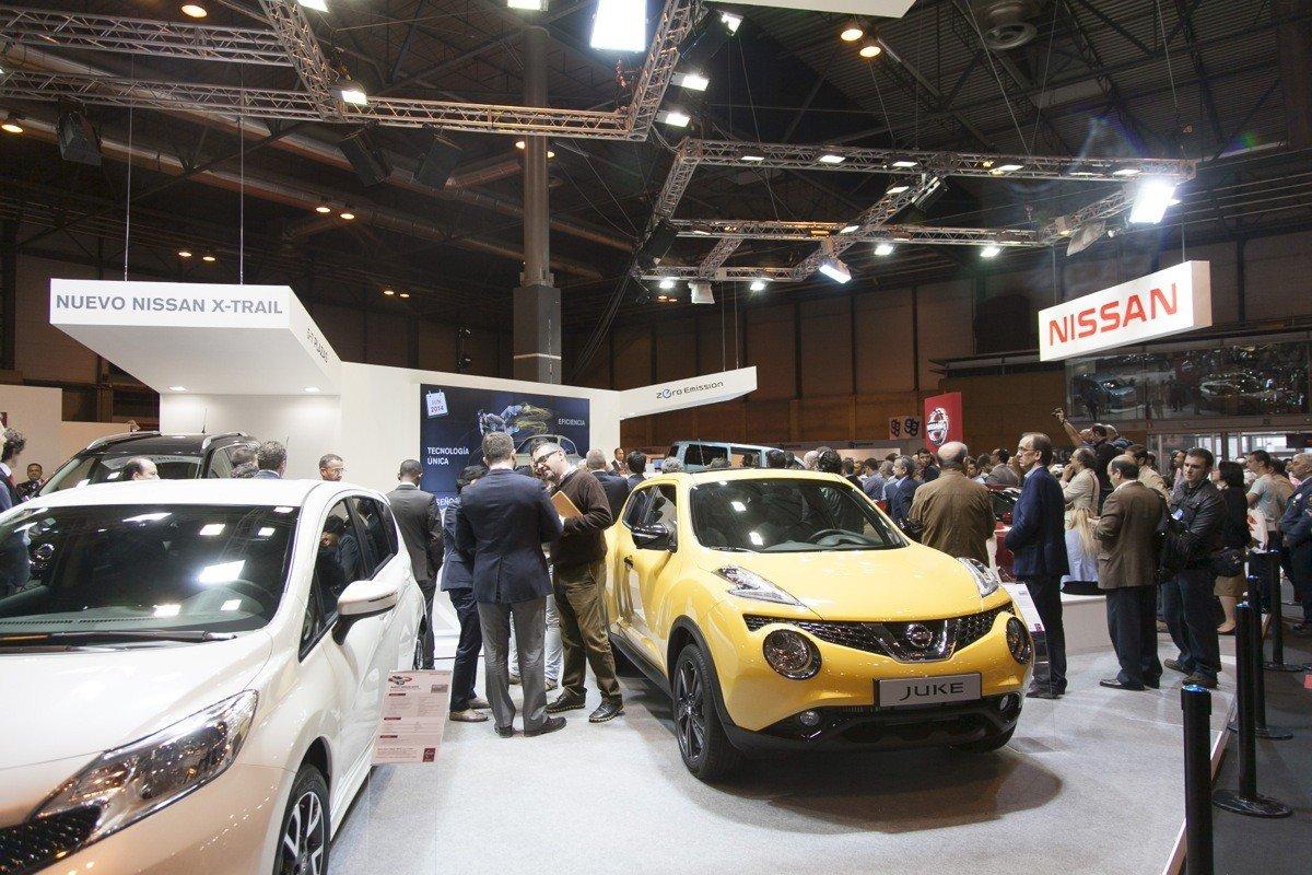 Nissan - Salón de Madrid 2014
