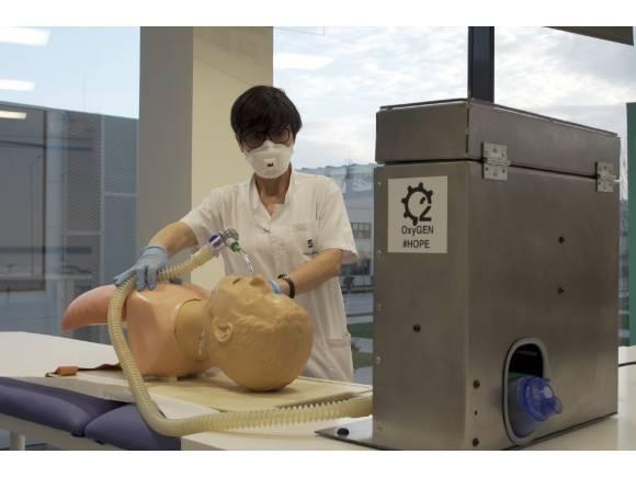 Seat pasa de fabricar coches a respiradores para luchar contra el coronavirus