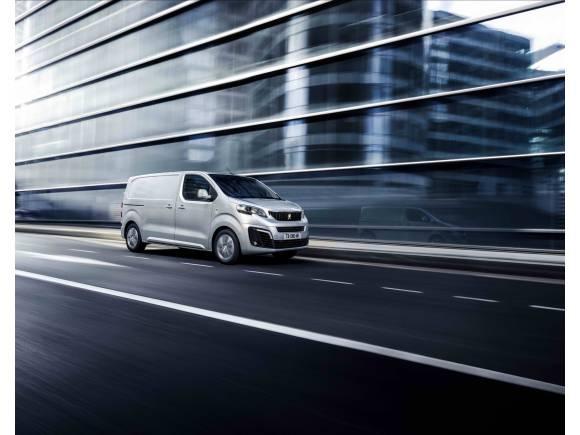 Nuevos Peugeot Expert y Citroën Jumpy