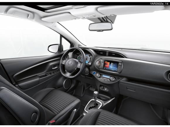 Presentación y prueba del nuevo Toyota Yaris 2015