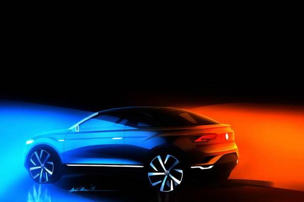 El Volkswagen T-Roc tendrá una carrocería descapotable en 2020