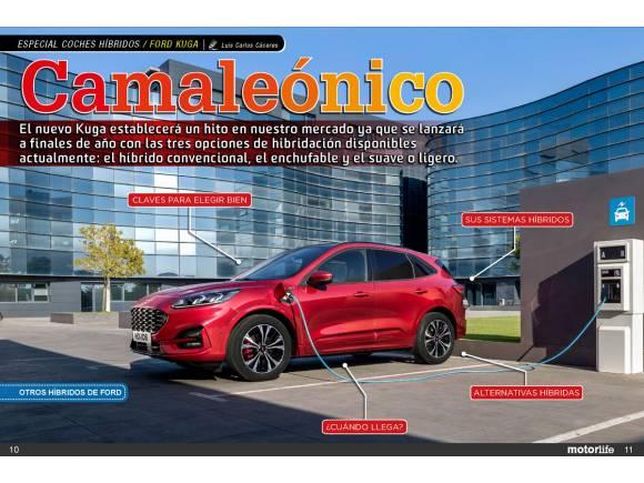 Ya está disponible en nª93 de Motorlife Magazine: Coches Híbridos, cuál comprar
