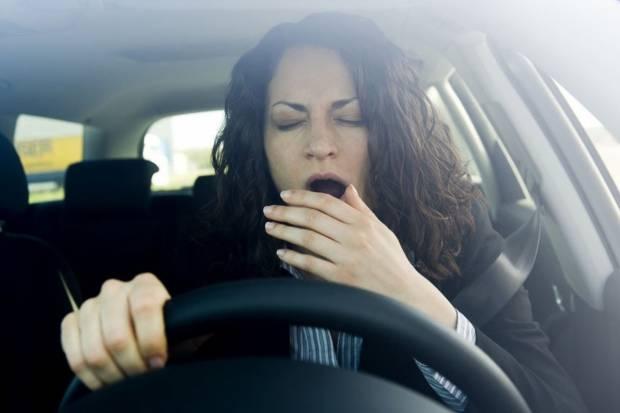 Señales inequívocas de que te estás durmiendo al volante