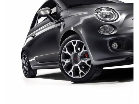 Fiat 500S, estética más deportiva y agresiva para el 500