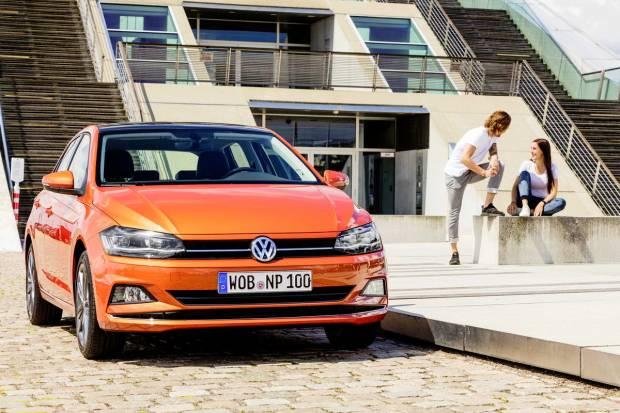 Nuevo carsharing Volkswagen Driving, tú pones el coche, VW pone la música