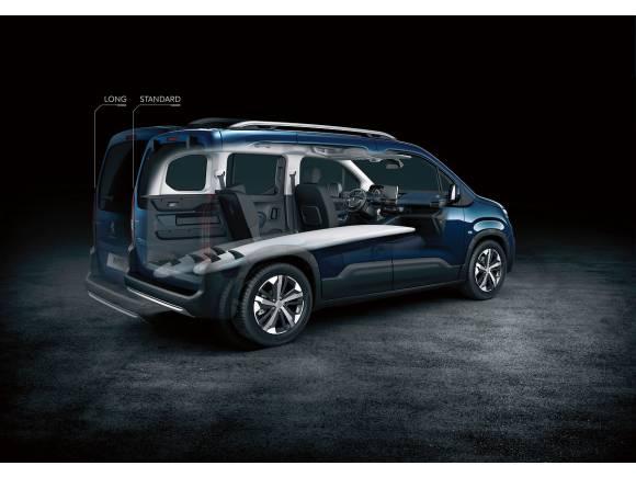 Prueba Peugeot Rifter Long, gran siete plazas