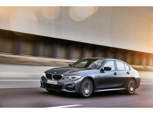 Nuevos motores híbridos enchufables para BMW Serie 3 y Serie 5