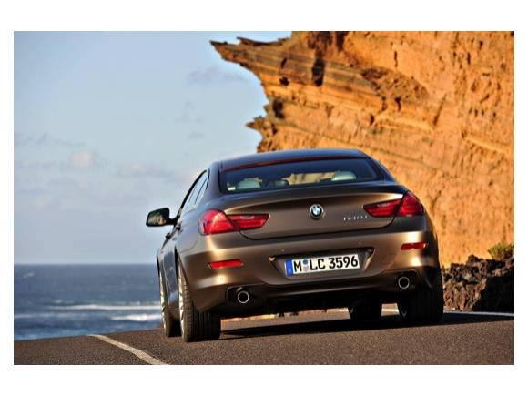 Prueba: BMW Serie 6 Gran Coupé, ¿gasolina o diesel?