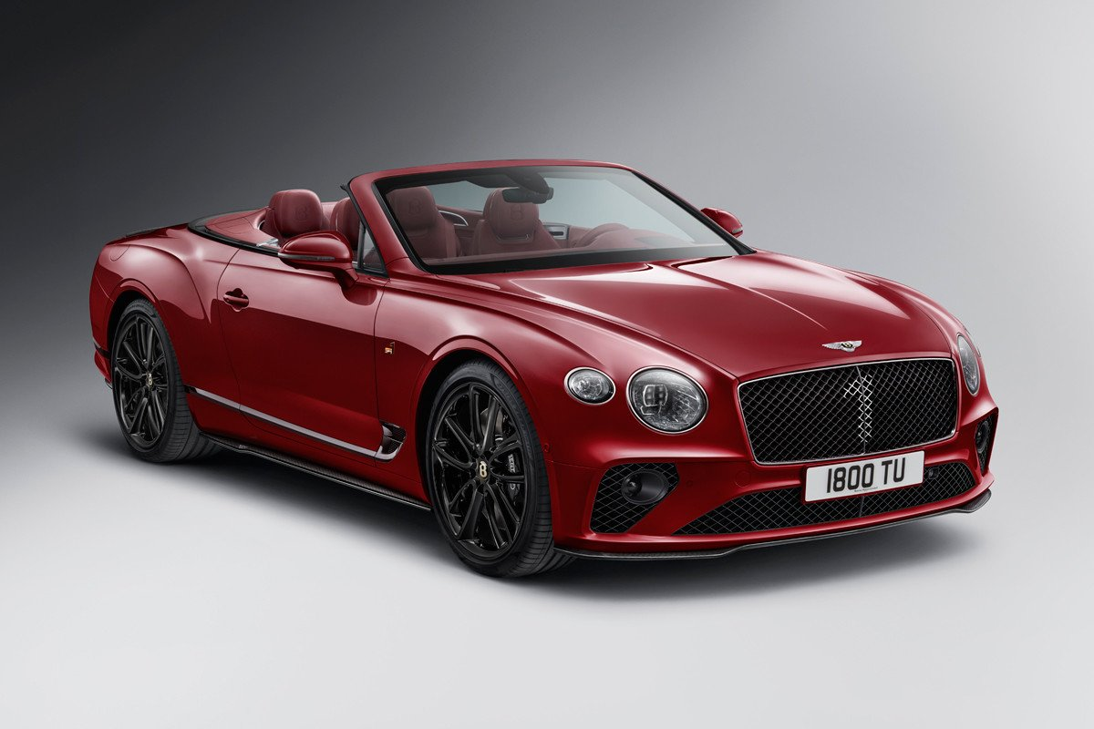 Bentley Continental GT Convertible by Mulliner