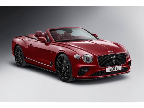 Nuevo Bentley Continental GT Convertible by Mulliner: para celebrar el centenario