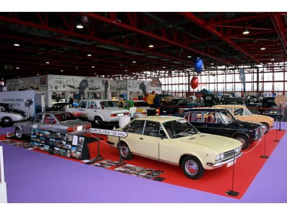 El Club SEAT 124, 1430 y 124 Sport celebra su 20º Aniversario
