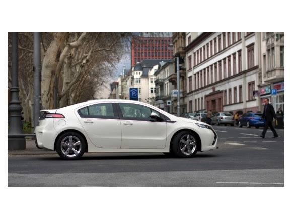 Prueba: Opel Ampera, el coche eléctrico que funciona con gasolina