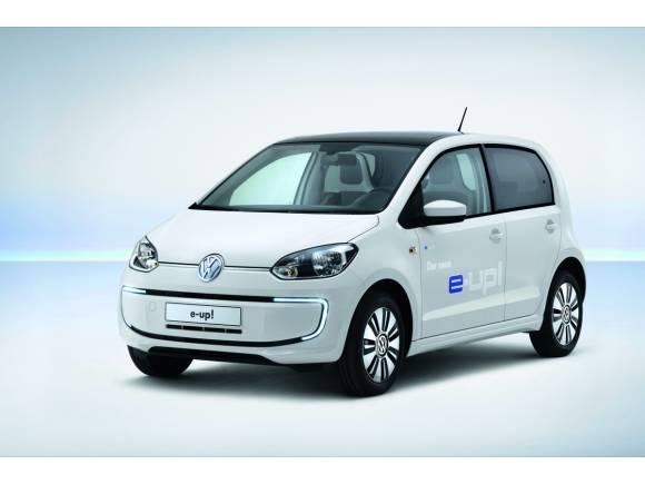 Volkswagen e-up!, el pequeño de la familia se electrifica