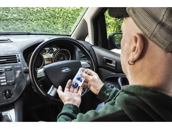 Así protege Ford sus coches del gel hidroalcohólico o crema solar