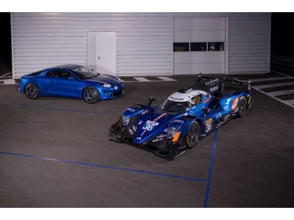 Así es el nuevo Alpine A470 LMP2, el heredero del campeón