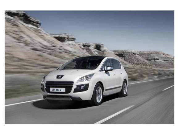 Peugeot 3008 Hybrid4: El primer híbrido diésel