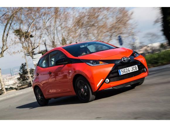 Prueba del nuevo Toyota AYGO: ya disponible por 100 euros al mes