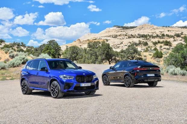 Nuevos modelos BMW M, del X7 M50d, al X6 M Competition