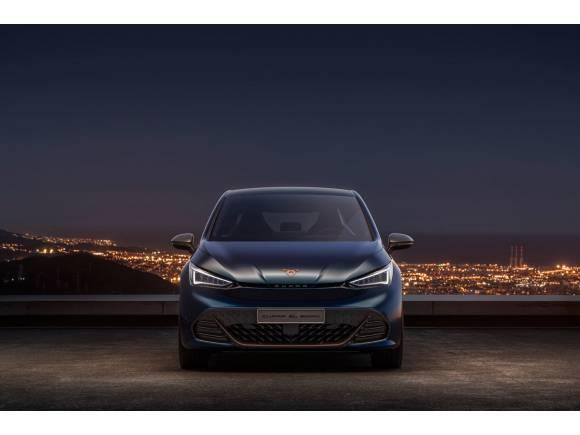 CUPRA el-Born: el primer eléctrico de la marca y con 500 km de autonomía