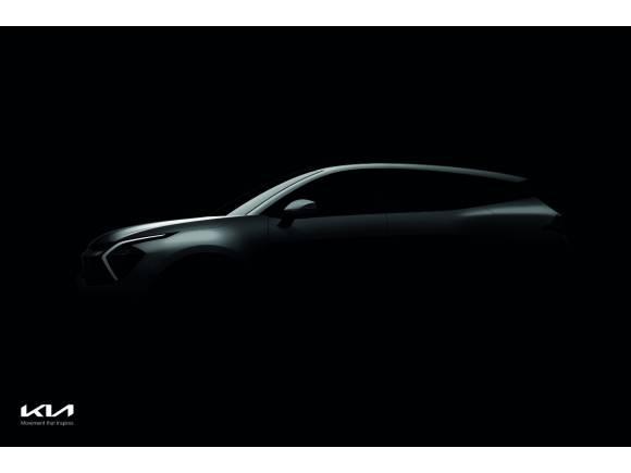 Nuevo Kia Sportage 2022: primeras imágenes del SUV coreano
