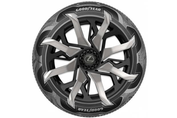 Goodyear Triple Tube: el neumático del futuro
