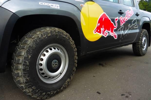 Nuevo Cooper Discoverer STT Pro, para condiciones off-road