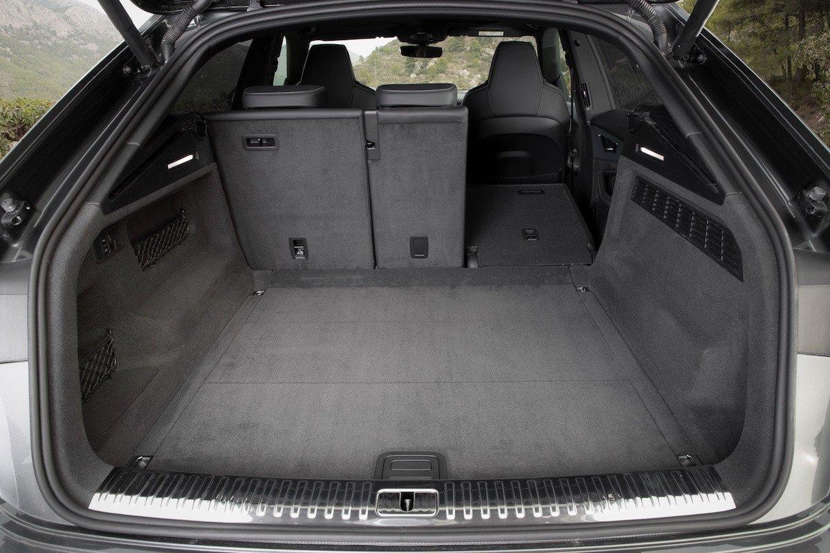 Prueba Audi Q8