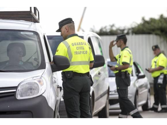 4.458 conductores, denunciados esta semana por no tener la ITV en vigor
