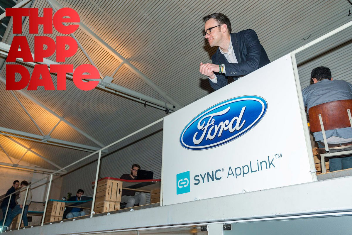 Ford Sync AppLink The App Date