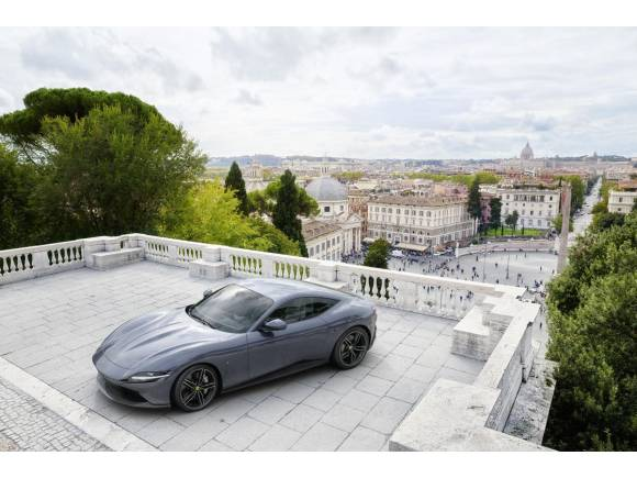Ferrari Roma: el nuevo deportivo italiano