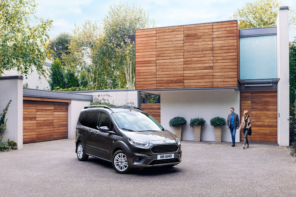 Ford Tourneo Courier 2018