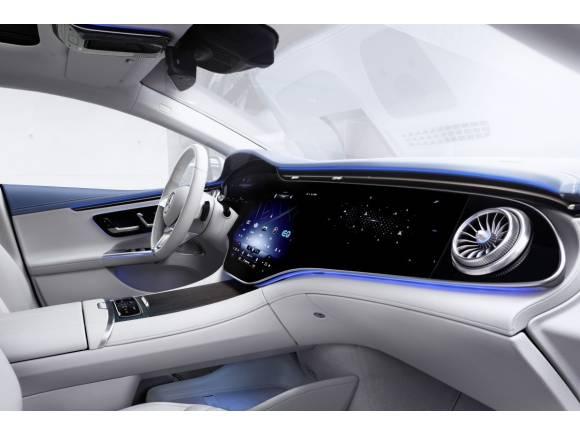 Mercedes-Benz EQE: llega una berlina eléctrica de gran confort