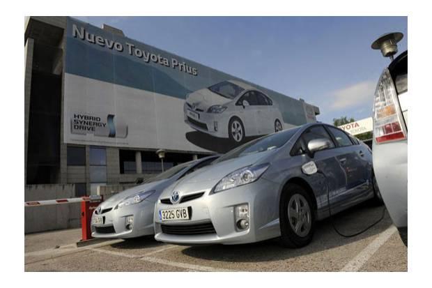 Toyota Prius Enchufable, ¿Qué autonomía tiene?