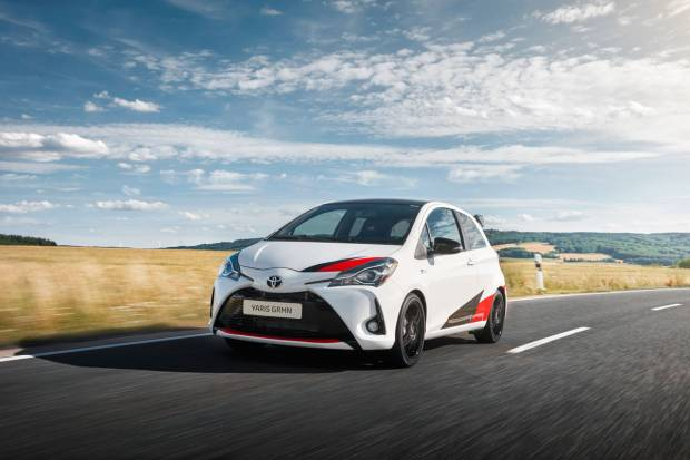 Coches nuevos Toyota 2018