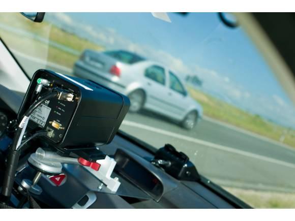 ¿Cómo son los coches radares móviles?