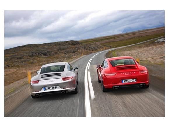 Prueba: nuevo Porsche 911 Carrera