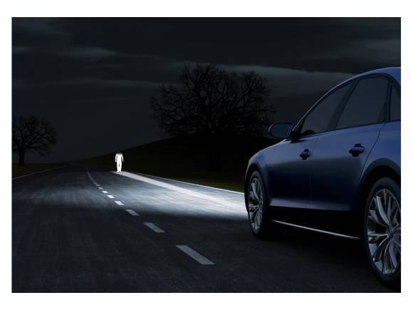 Faros Matrix LED de Audi para el nuevo Audi A8