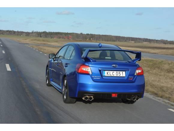 Subaru WRX STi Rally Edition, un deportivo único en su especie