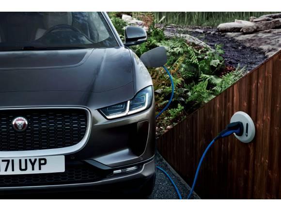 Nuevo Jaguar I-PACE, el primer felino eléctrico