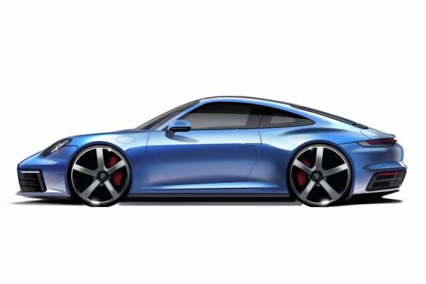 Como dibujar un Porsche 911 en diez pasos